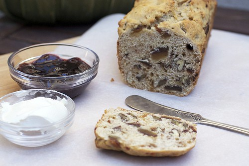 Date Nut Bread and Hadley's