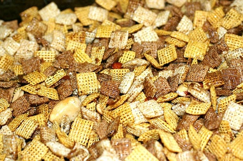 Thanksgiving Traditions – Chex Mix