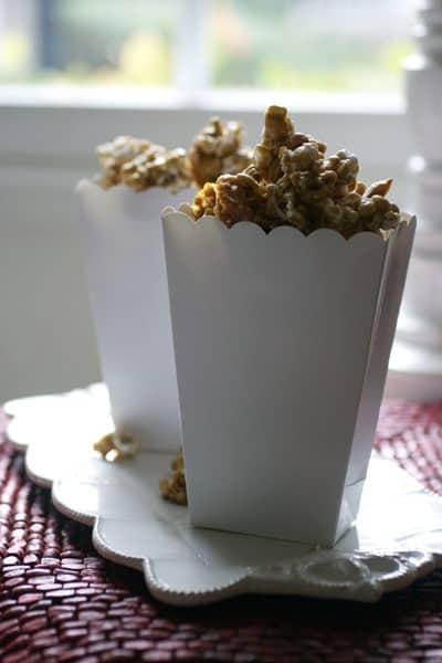 National Food Bloggers Bake Sale and Homemade Cracker Jacks