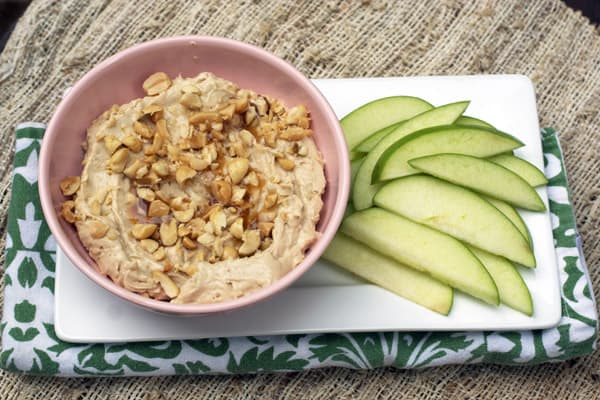 Caramel Apple Dip, First Day of School and A Giveaway