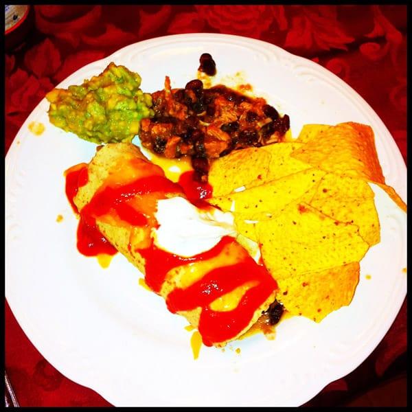 Table Talk:  Peaks, Pits and Burritos