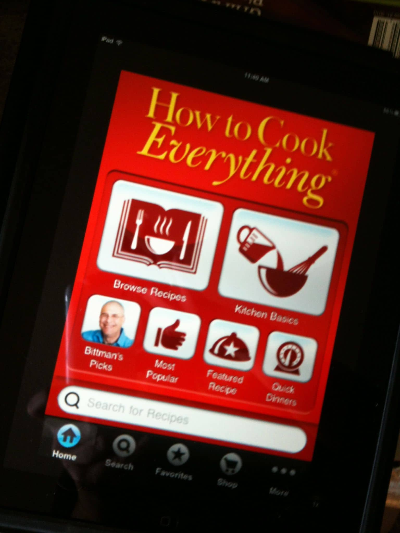 Apps  to Make Meal Planning Easier