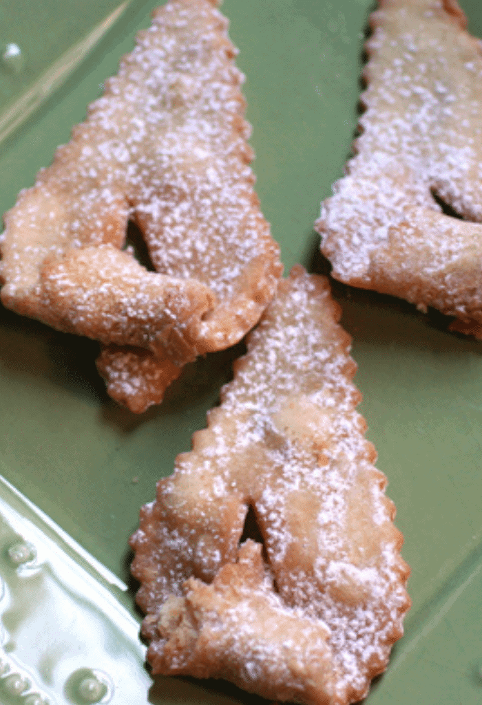 Holiday Traditions:  Making Fattigman Cookies