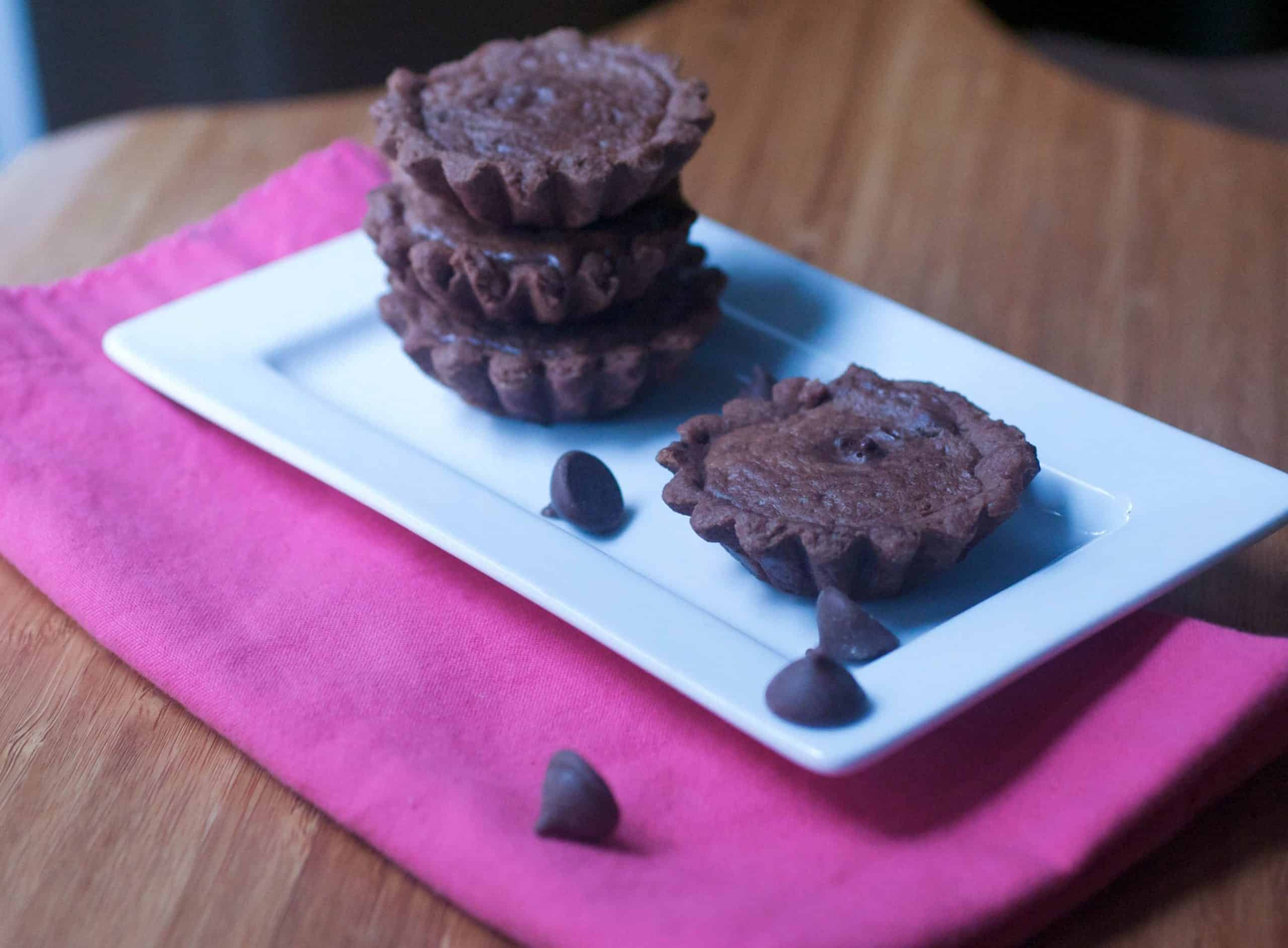 Tuesdays With Dorie: Chocolate Truffle Tarts