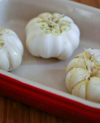 garlic for roasting