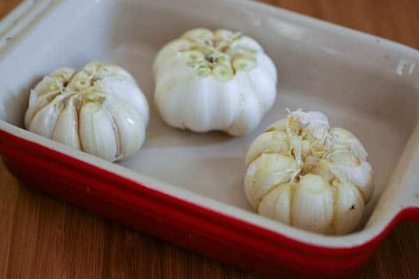 Kitchen 101:  How To Roast Garlic