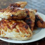 quick hawaiian barbecue chicken