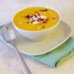 pumpkin pear soup