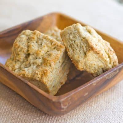 white cheddar black pepper scones