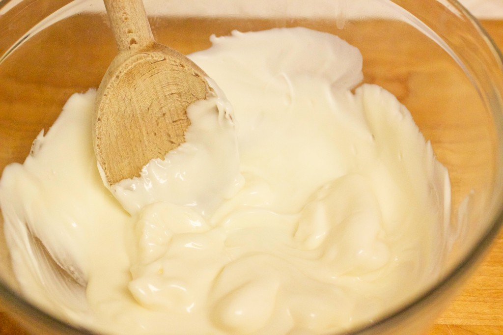 White chocolate eggnong 7