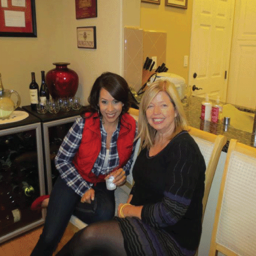 cheri and louise