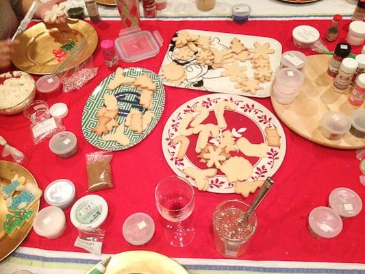 cookie decorating 5