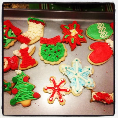 cookie decorating 6