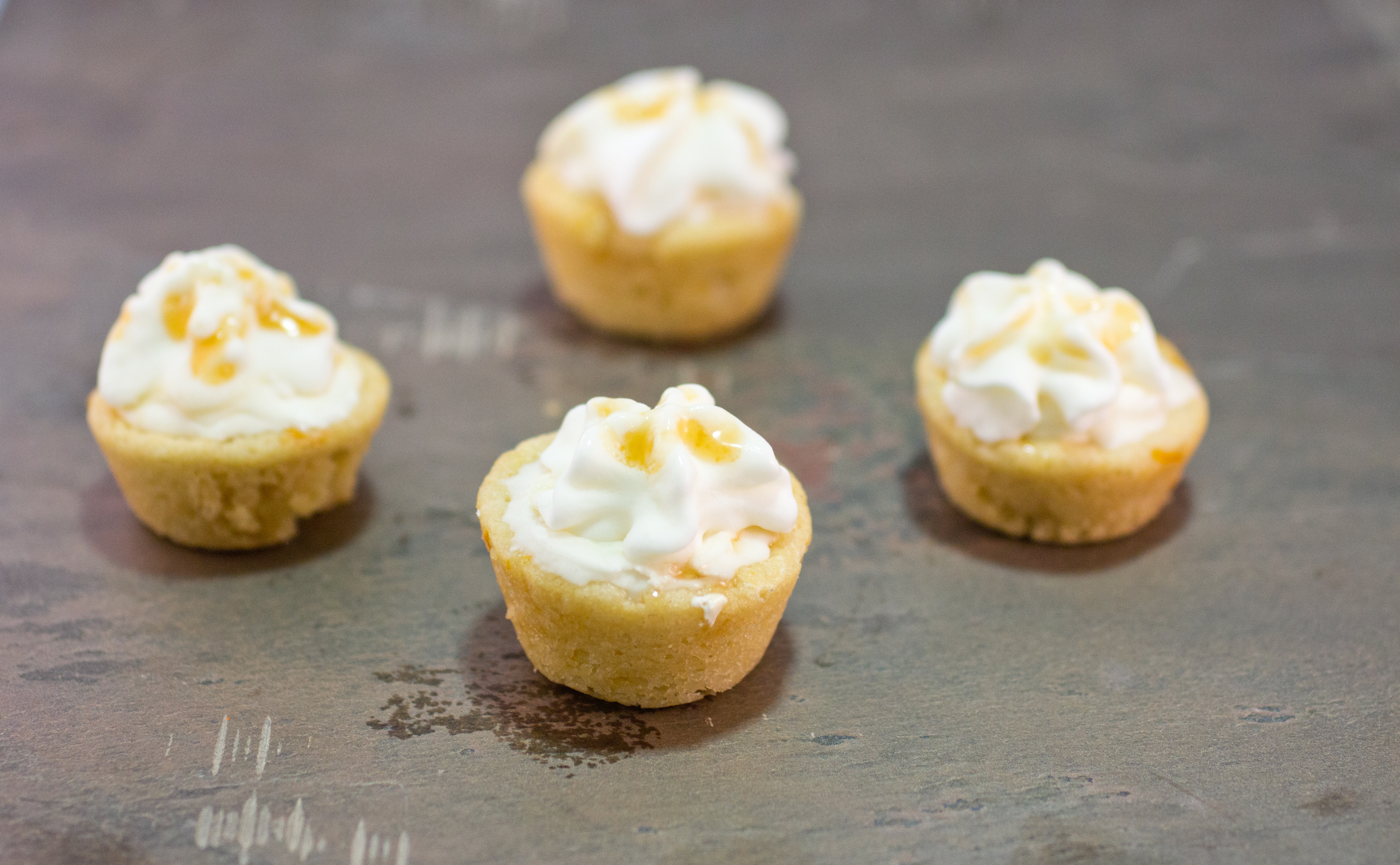 mini orange creamsicle cheesecake bites 3