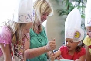 Parent & Me Kids Cooking