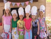 Kids Summer Cooking Camp