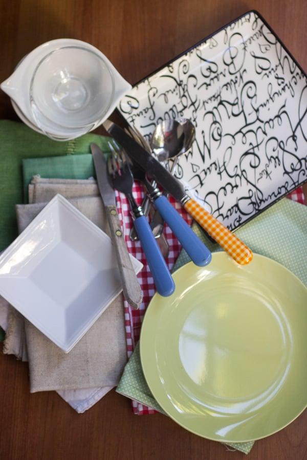 Food Blogger Prop Swap