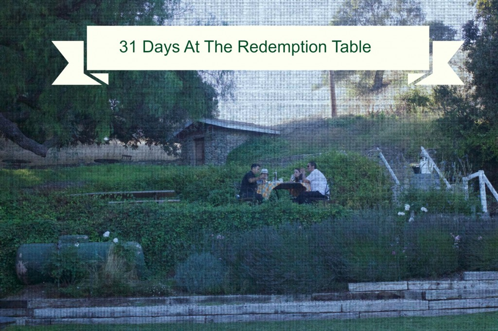 redemption table