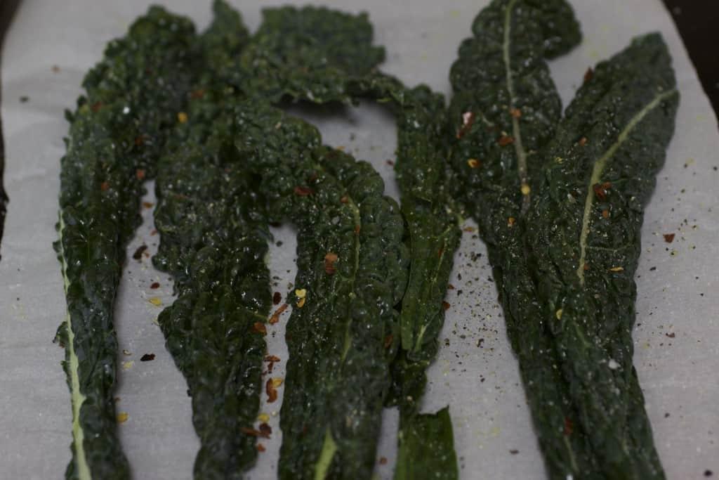 Crispy Kale Chips 2