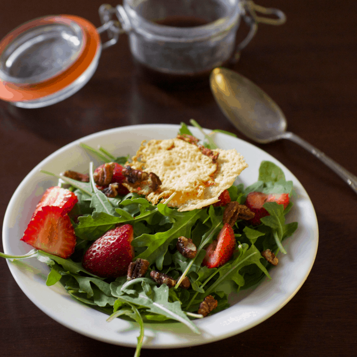 In Season Now: Strawberries and Asparagus