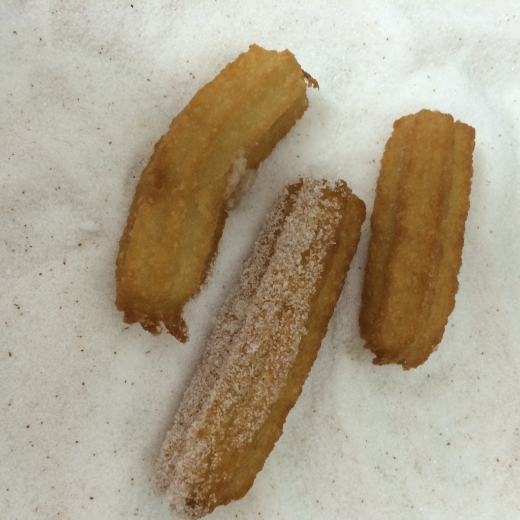 How To Make Churros 4