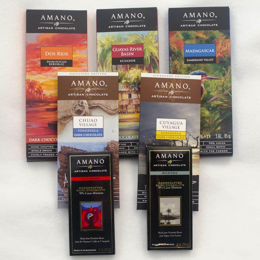 Amano Chocolate