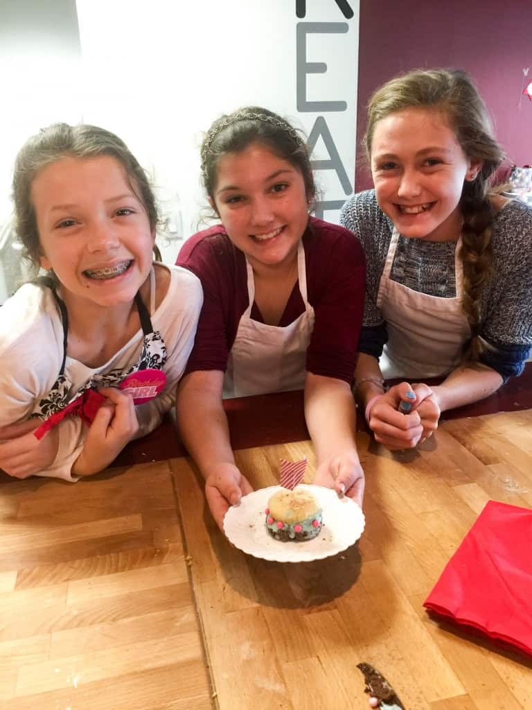 Cupcake Wars Cooking Party 8