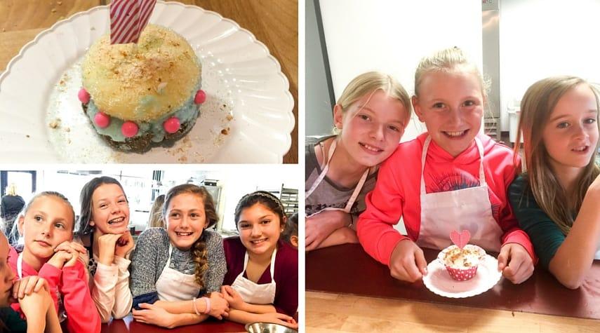 Cupcake Wars Collage