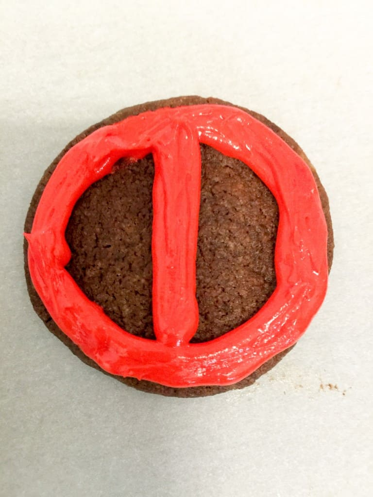Deadpool Cookies (5 of 7)
