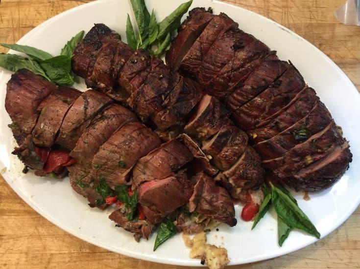 Italian Rolled Flank Steak