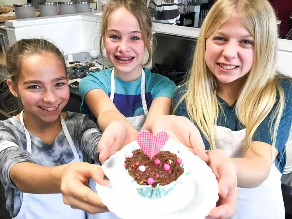 Cupcake Wars Cooking Party 9