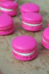 Summer Macarons Hands On Cooking