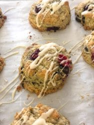 Cranberry Maple Scones 2