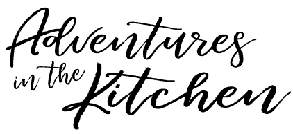 Adventures in the Kitchen  logo