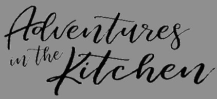 Adventures in the Kitchen  logo