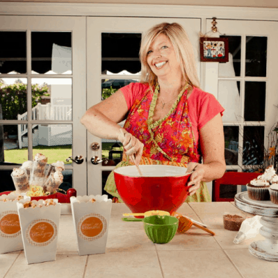 About Cheri Liefeld shown food styling